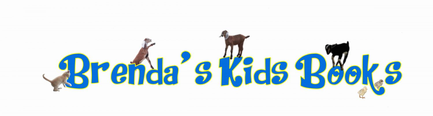 Brendas Kids Books Logos